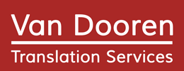 Van Dooren Translation Services