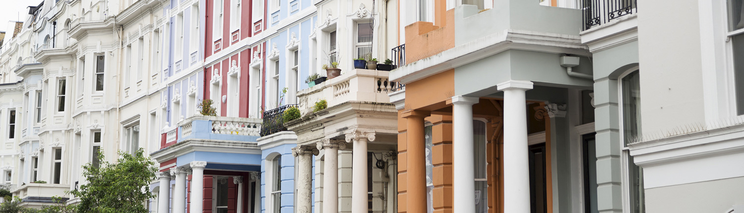 Notting Hill - Londen