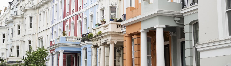 Notting Hill - Londen